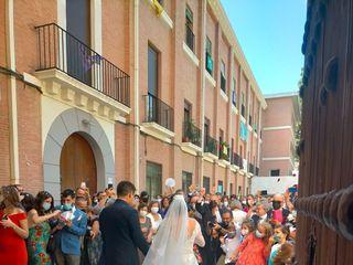 La boda de Victoria y Carlos 2