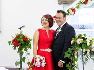 La boda de Marga y Alfredo  1
