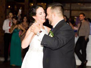 La boda de Rossa y Miguel