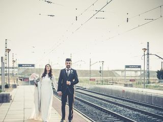 La boda de Nerea y David  2