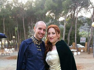 La boda de Marisa y Isidro 2