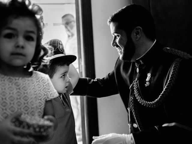 La boda de Fran y Marta en La Puebla Del Rio, Sevilla 10