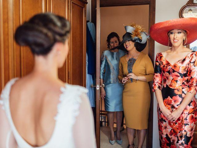 La boda de Fran y Marta en La Puebla Del Rio, Sevilla 15