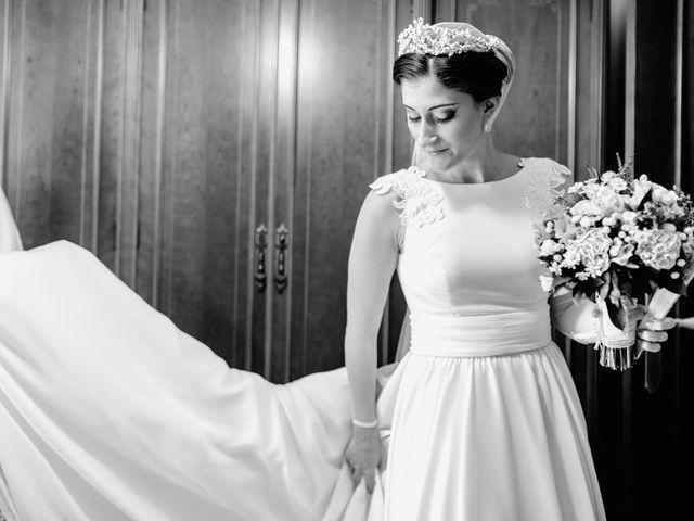 La boda de Fran y Marta en La Puebla Del Rio, Sevilla 22