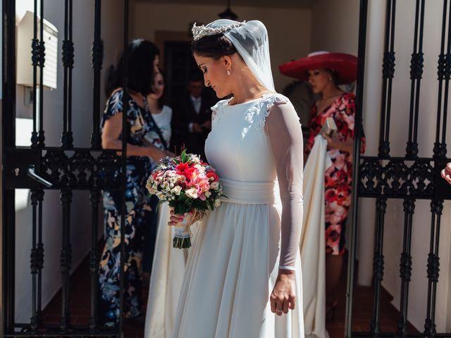 La boda de Fran y Marta en La Puebla Del Rio, Sevilla 26