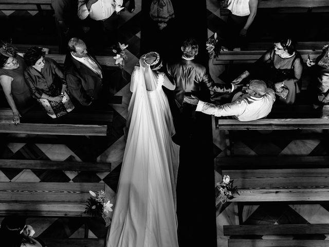 La boda de Fran y Marta en La Puebla Del Rio, Sevilla 37