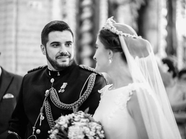 La boda de Fran y Marta en La Puebla Del Rio, Sevilla 39