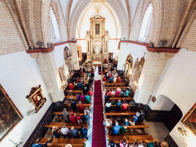 La boda de Fran y Marta en La Puebla Del Rio, Sevilla 42