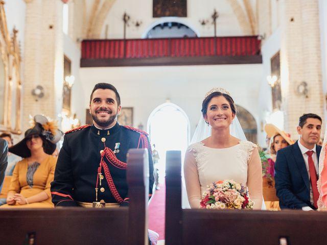 La boda de Fran y Marta en La Puebla Del Rio, Sevilla 44