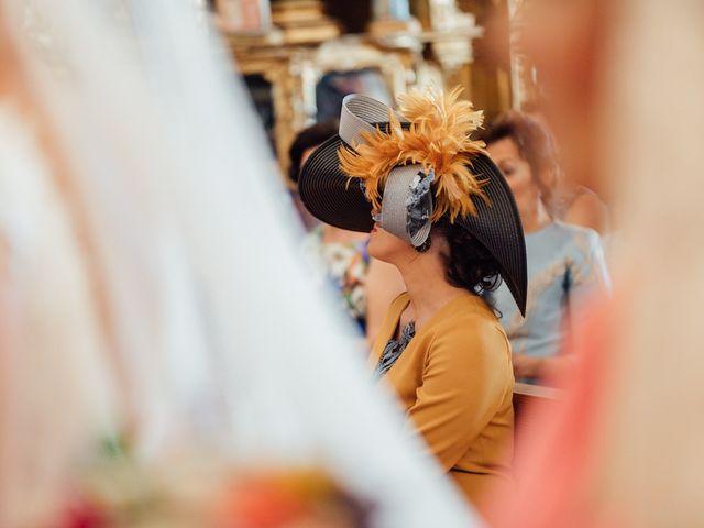 La boda de Fran y Marta en La Puebla Del Rio, Sevilla 46