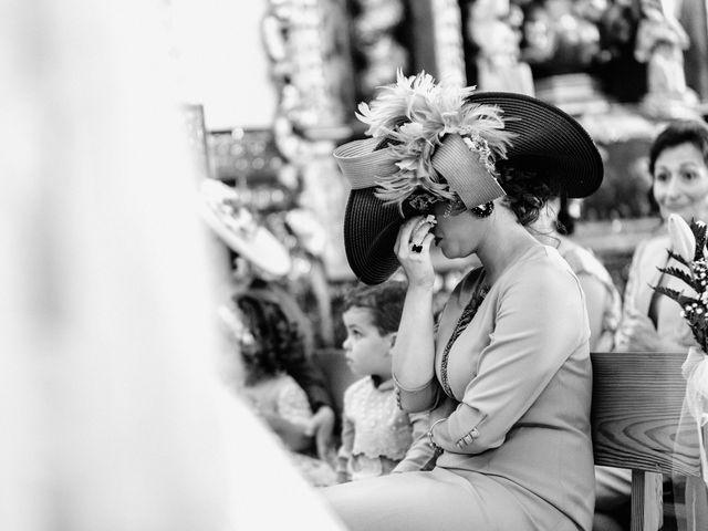 La boda de Fran y Marta en La Puebla Del Rio, Sevilla 48