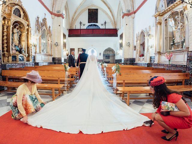 La boda de Fran y Marta en La Puebla Del Rio, Sevilla 49