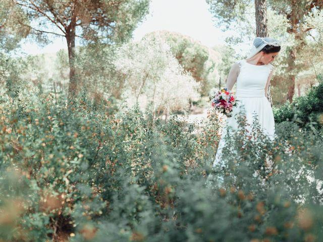 La boda de Fran y Marta en La Puebla Del Rio, Sevilla 57