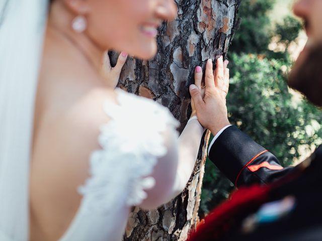 La boda de Fran y Marta en La Puebla Del Rio, Sevilla 58