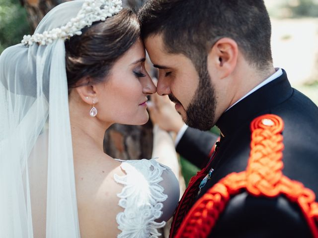 La boda de Fran y Marta en La Puebla Del Rio, Sevilla 59