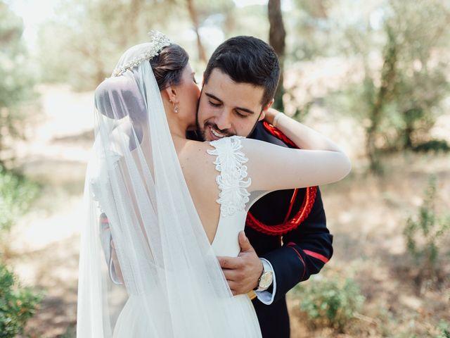 La boda de Fran y Marta en La Puebla Del Rio, Sevilla 60