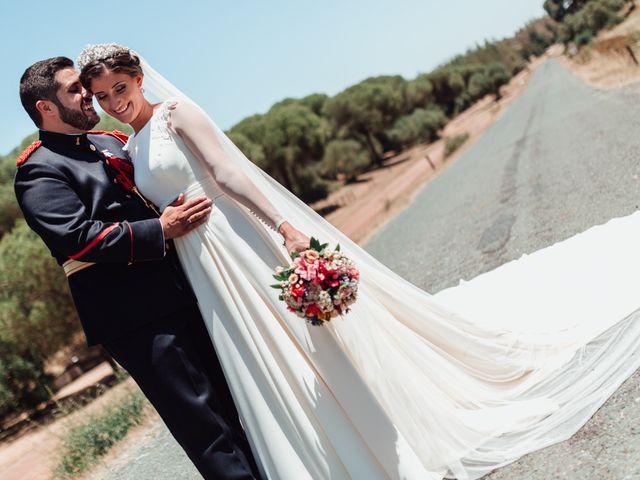 La boda de Fran y Marta en La Puebla Del Rio, Sevilla 65