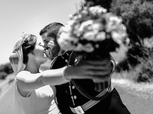 La boda de Fran y Marta en La Puebla Del Rio, Sevilla 69