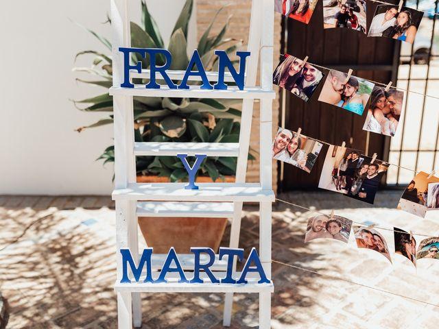 La boda de Fran y Marta en La Puebla Del Rio, Sevilla 71