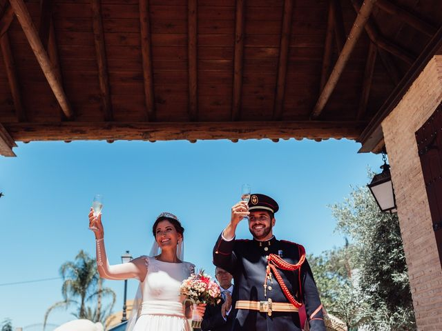 La boda de Fran y Marta en La Puebla Del Rio, Sevilla 72