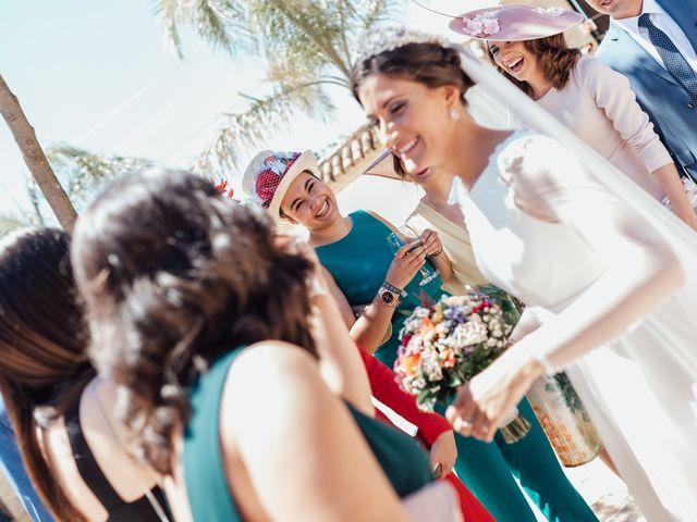 La boda de Fran y Marta en La Puebla Del Rio, Sevilla 74