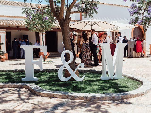 La boda de Fran y Marta en La Puebla Del Rio, Sevilla 75