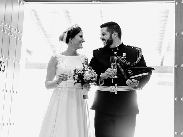 La boda de Fran y Marta en La Puebla Del Rio, Sevilla 77