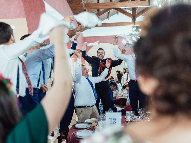 La boda de Fran y Marta en La Puebla Del Rio, Sevilla 79