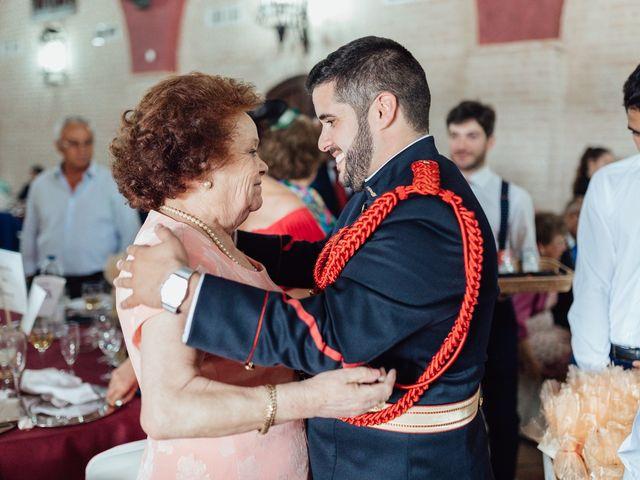 La boda de Fran y Marta en La Puebla Del Rio, Sevilla 83
