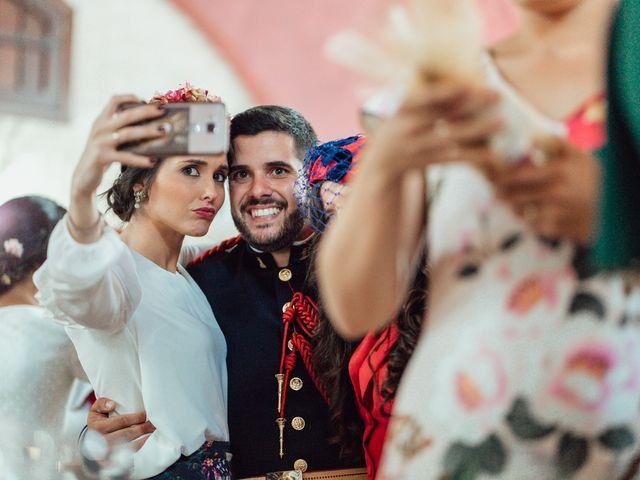 La boda de Fran y Marta en La Puebla Del Rio, Sevilla 84