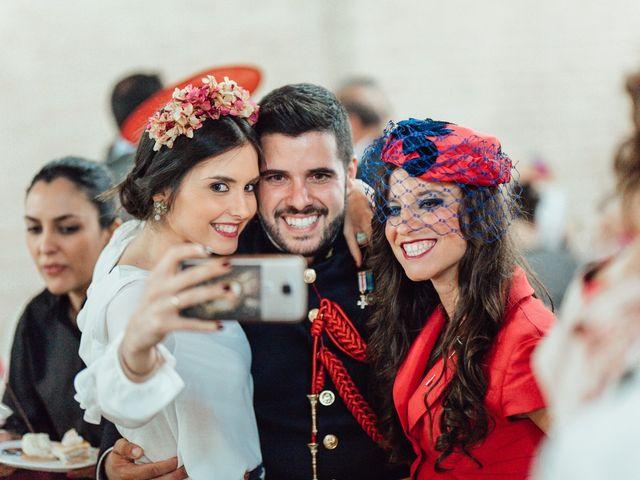 La boda de Fran y Marta en La Puebla Del Rio, Sevilla 85