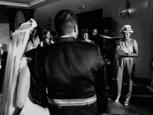 La boda de Fran y Marta en La Puebla Del Rio, Sevilla 87