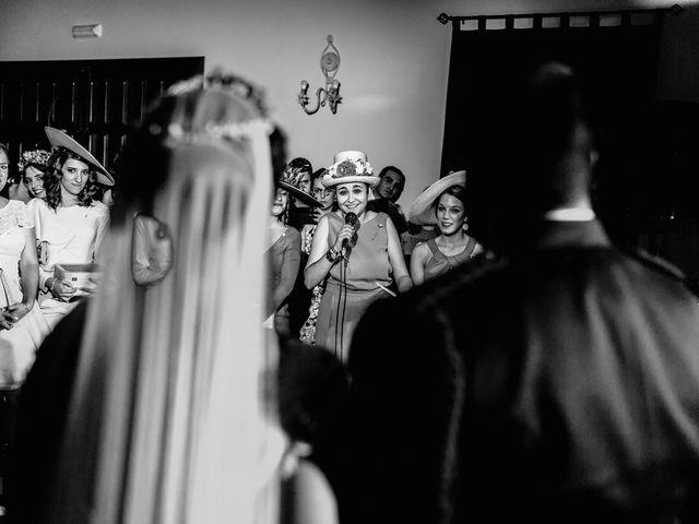 La boda de Fran y Marta en La Puebla Del Rio, Sevilla 88