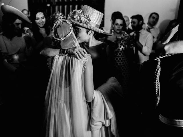 La boda de Fran y Marta en La Puebla Del Rio, Sevilla 89