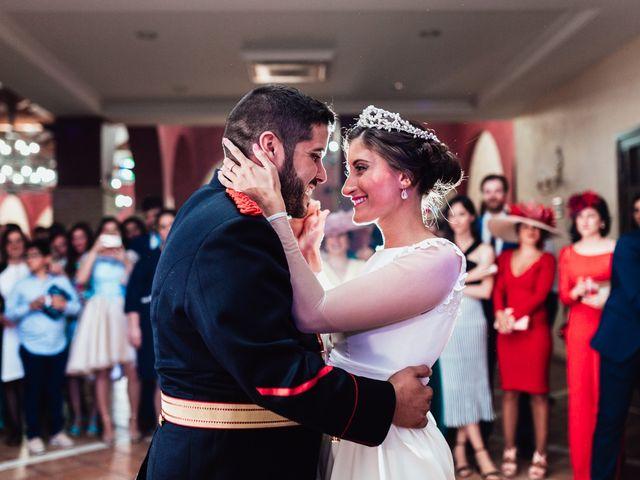 La boda de Fran y Marta en La Puebla Del Rio, Sevilla 91