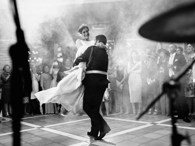 La boda de Fran y Marta en La Puebla Del Rio, Sevilla 94