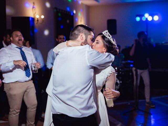 La boda de Fran y Marta en La Puebla Del Rio, Sevilla 103