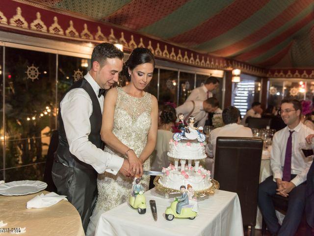 La boda de Pili y Jose Carlos en Conil De La Frontera, Cádiz 37
