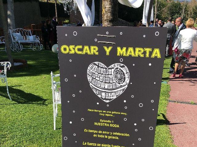 La boda de Oscar  y Marta  en Sant Fost De Campsentelles, Barcelona 3