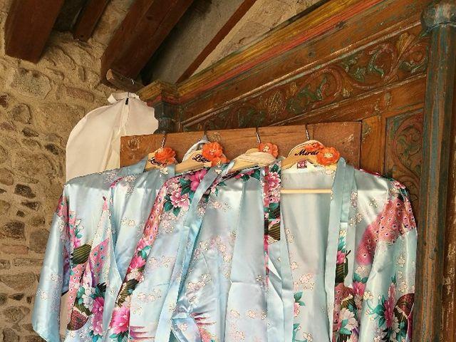 La boda de Oscar  y Marta  en Sant Fost De Campsentelles, Barcelona 4