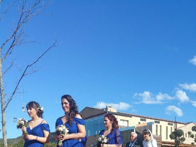 La boda de Oscar  y Marta  en Sant Fost De Campsentelles, Barcelona 9