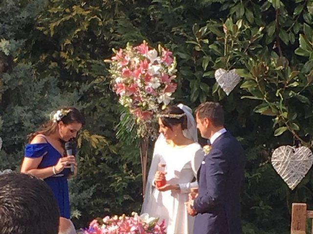 La boda de Oscar  y Marta  en Sant Fost De Campsentelles, Barcelona 13