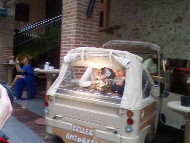 La boda de Oscar  y Marta  en Sant Fost De Campsentelles, Barcelona 1