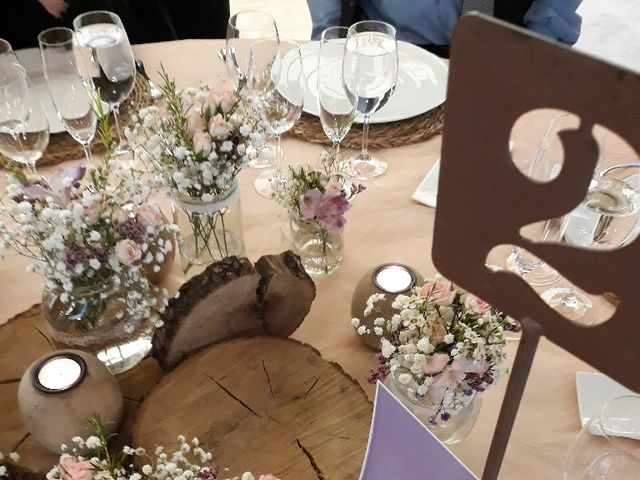La boda de Oscar  y Marta  en Sant Fost De Campsentelles, Barcelona 22
