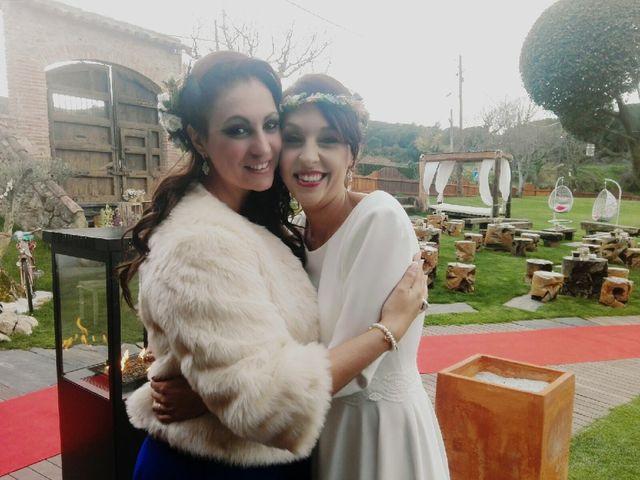 La boda de Oscar  y Marta  en Sant Fost De Campsentelles, Barcelona 42