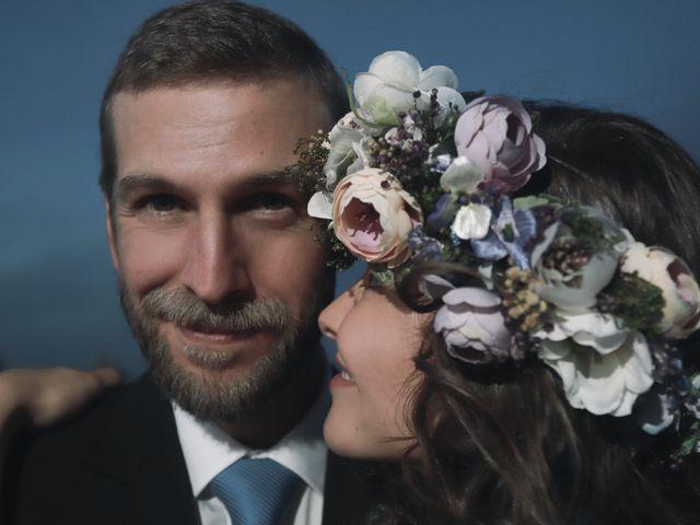 La boda de Daniel y Amanda en Madrid, Madrid 1