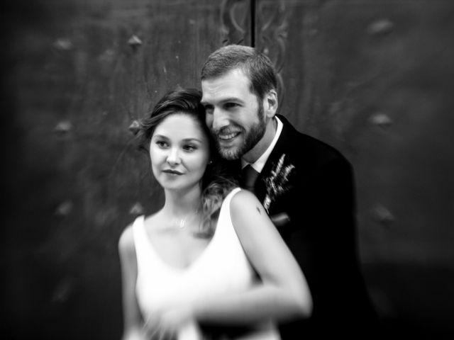 La boda de Daniel y Amanda en Madrid, Madrid 2
