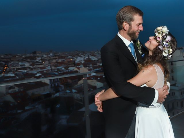 La boda de Daniel y Amanda en Madrid, Madrid 18