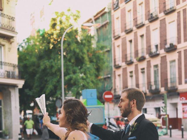 La boda de Daniel y Amanda en Madrid, Madrid 30