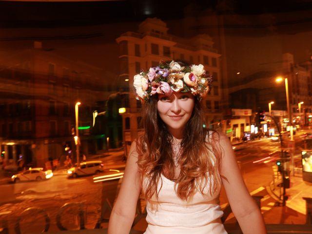 La boda de Daniel y Amanda en Madrid, Madrid 35